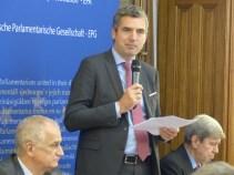 Herbert Dorfmann, President of the APE
