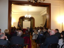 """Opening ceremony of the exhibition """"Alexander Dubcek - Human face of politics"""""""