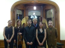 The musicians and directors of the New Year's Concert 2017