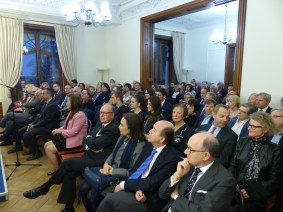 Opening Ceremony of the Days of Malta