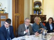 Breakfast on Europe's Southern Neighbourhood Policy