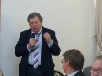 Enrique Calvet Chambon, MEP