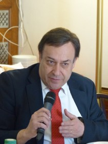 José Mendes Bota, Deputy Head of EU Delegation to the Council of Europe