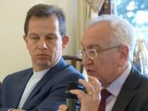 Csaba Sogor, MEP, and Joseph Filletti