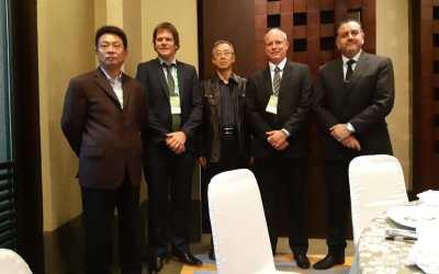APEFIC participó en China de un seminario de capacitación forestoindustrial