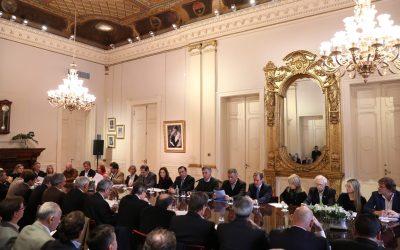 La APEFIC participó en una nueva reunión de la Mesa Forestoindustrial Nacional