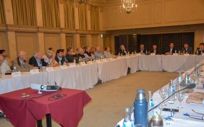 La APEFIC participó en la cuarta reunión de la Mesa Forestoindustrial Provincial