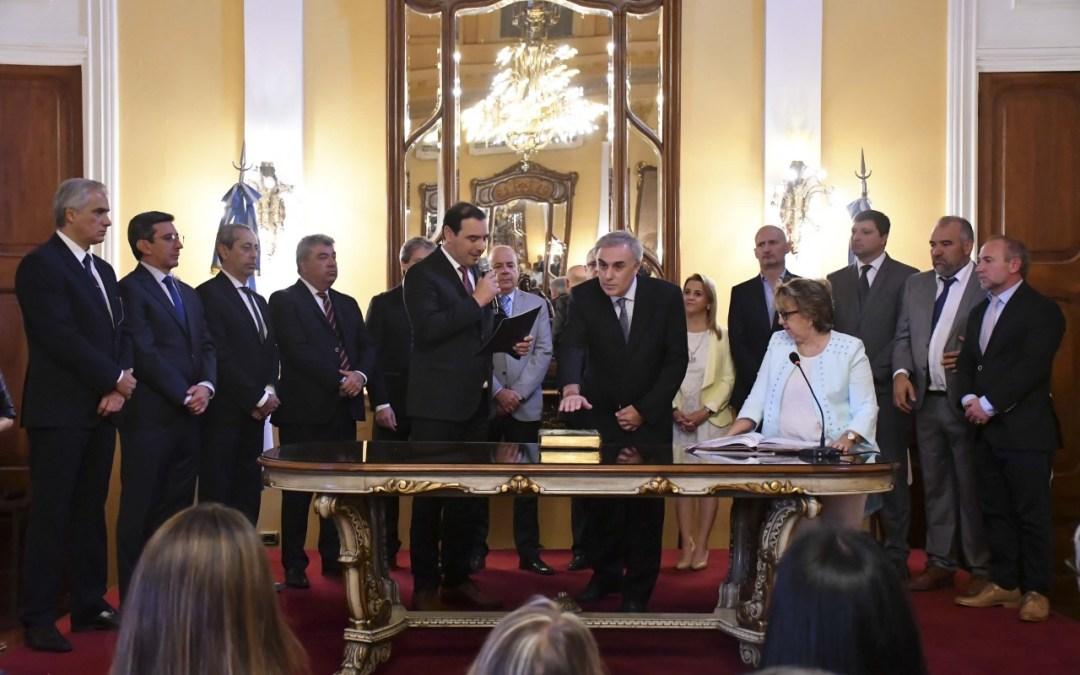 La APEFIC felicita a Claudio Anselmo por su nombramiento en el Ministerio de Producción