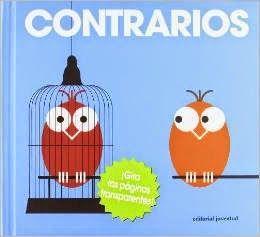 Reseña: «Contrarios» (y otros libros de PatrickGeorge)