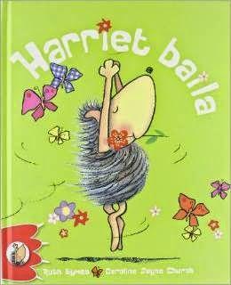 Reseña: «Harriet baila»