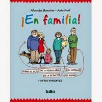 Selección de libros sobre diversidad familiar