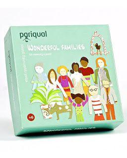 Anna Laura juega con Wonderful families – Pariqual