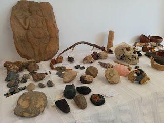 Anna Laura encuentra los dinosaurios en el GAIA Museum