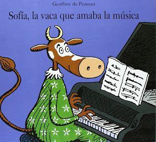 Reseña: «Sofía, la vaca que amaba la música»
