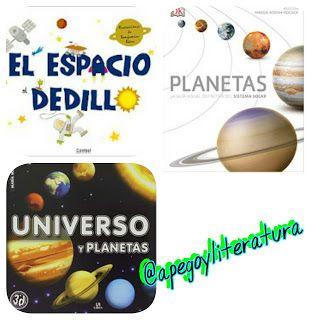 Selección de libros sobre el espacio (enfoque científico)
