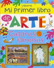 Reseña: «Mi primer libro de arte. Cuadros famosos»