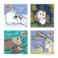 Selección de cuentos para niñ@s 18-24 meses