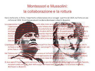 Montessori y el fascismo