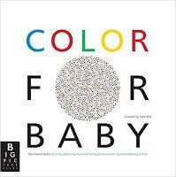 Selección de libros sobre los colores