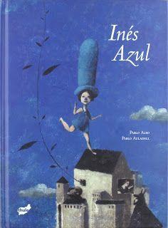 Reseña: «Inés Azul»