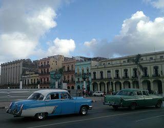 Viajar con niñ@s: Cuba