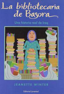 Reseña: «La bibliotecaria de Basora»