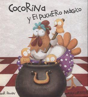 Reseña: «Cocorina y el puchero mágico»
