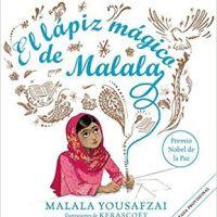 """Reseña: """"El lápiz mágico de Malala"""""""