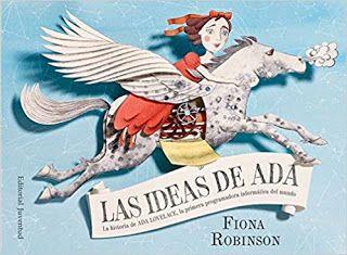 Reseña: «Las ideas de Ada»
