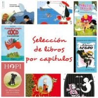 Selección de libros infantiles por capítulos (primeros lectores)