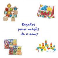 Regalos para niñ@s de 2 años (24-36 meses)