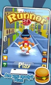 3D City Runner android   zavodni hry oddechove hry hry