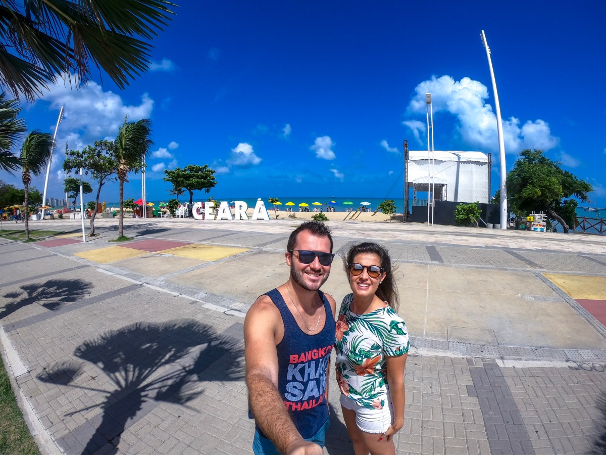 Fortaleza: City Tour e Praia do Futuro