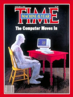 Time's Machine of the Year cover
