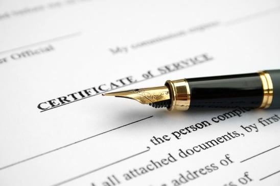 How to Get an Apostille in California