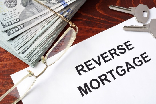 reverse mortgage and probate