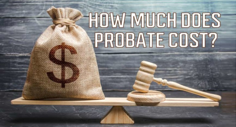 Costs to Probate in California