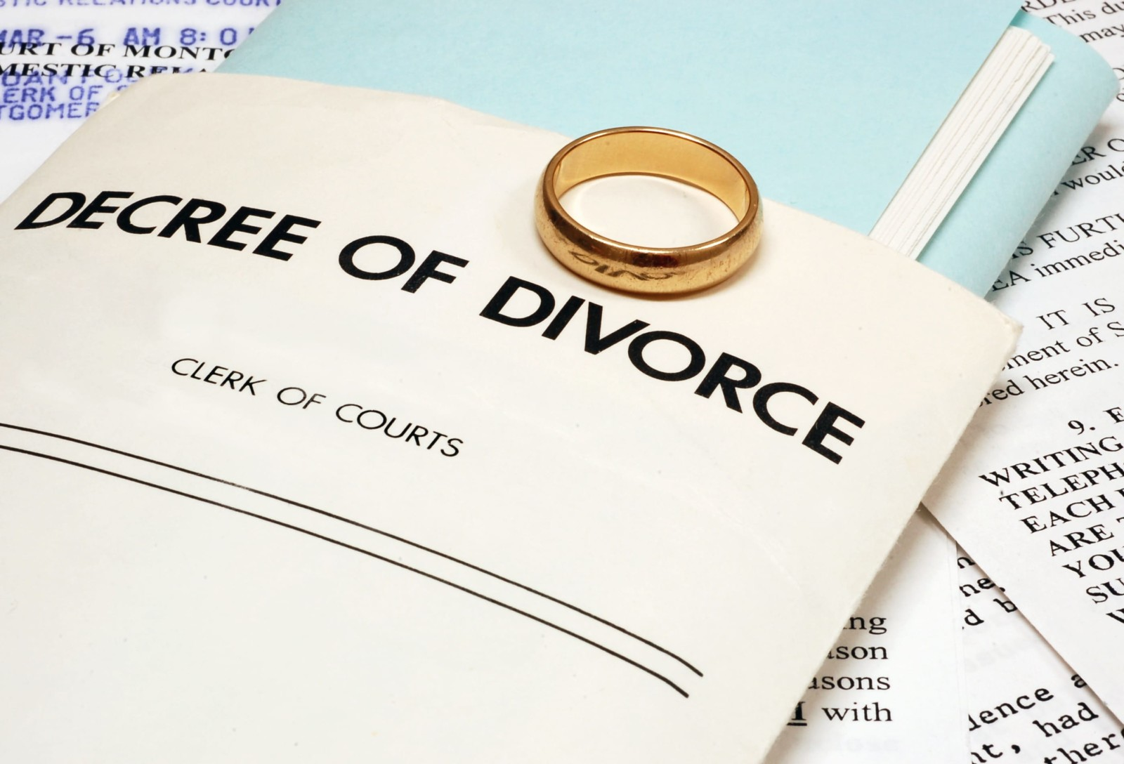 How To File A Final Judgment In Divorce