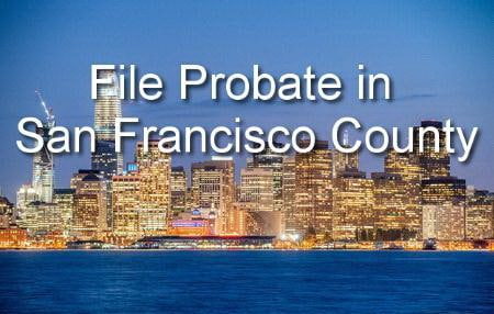 ile probate in san francisco county