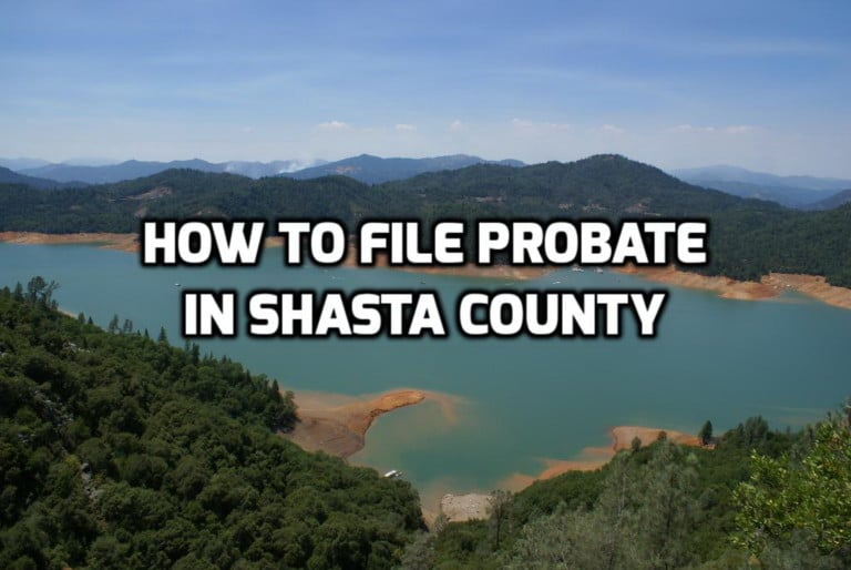 file probate in shasta county