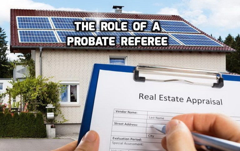 understanding the role of a probate refere