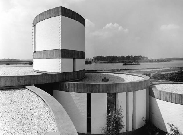 PSE, Wohhnaus Zindler, 1965-1966