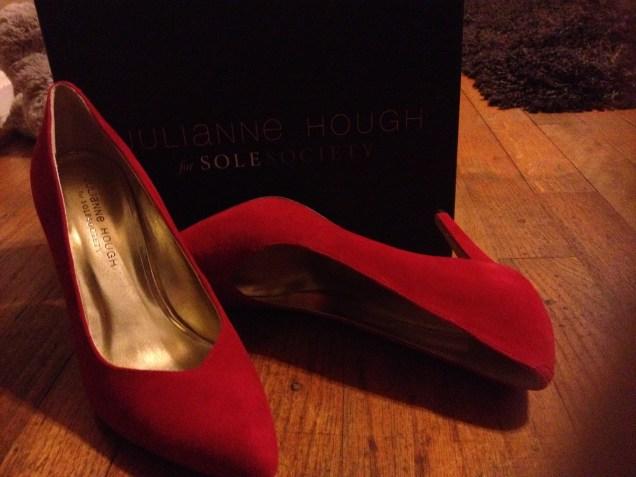 Julianne Hough by Sole Society