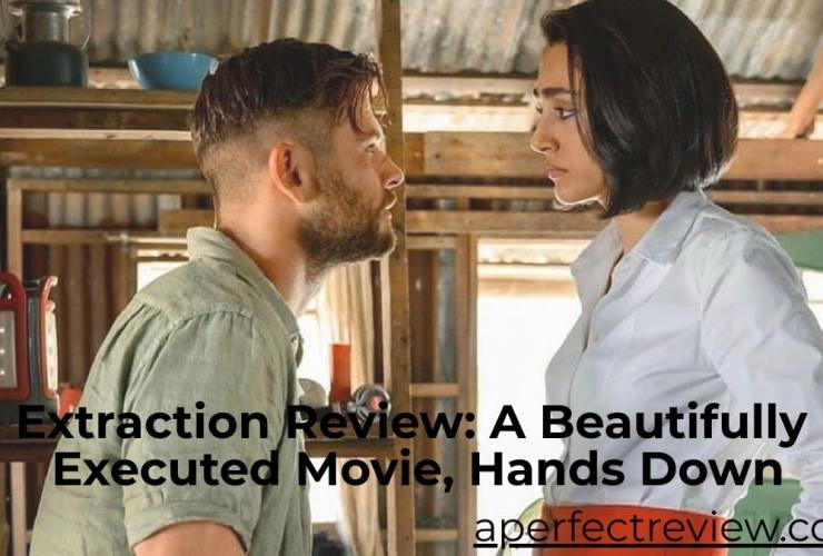 Extraction Film Review