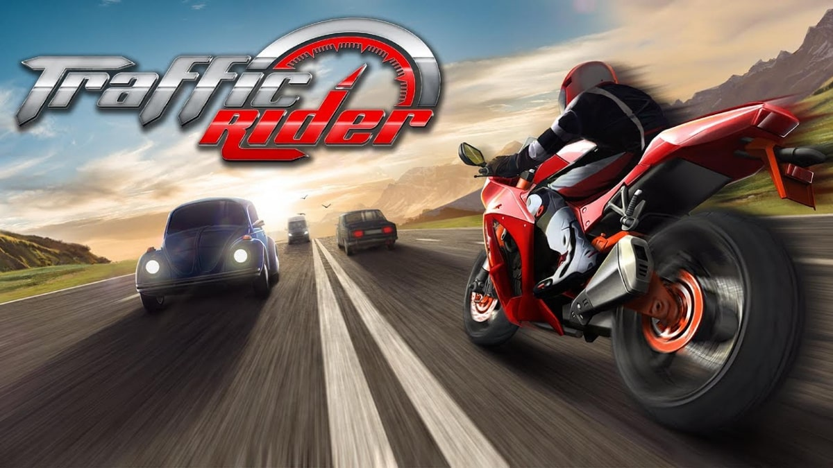 Traffic Rider Mod Apk Download Unlimited Money and Bikes