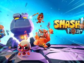 Smashing Four Mod Apk Download Latest Version
