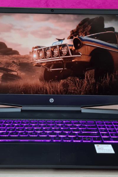 HP Pavilion 15-DK2100TX Gaming Laptop Review
