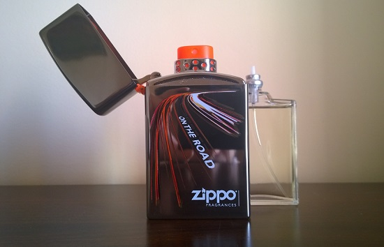 Zippo perfume On The Road men