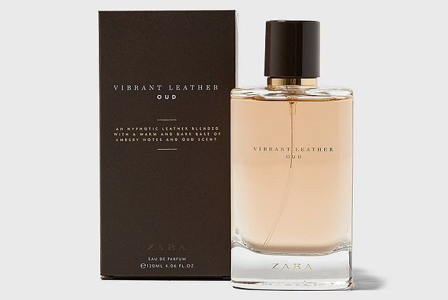 عطر Zara Vibrant Leather Oud للرجال