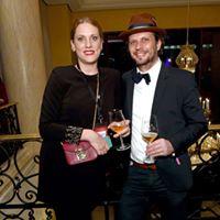 Laura Winkler und Michael Liebe